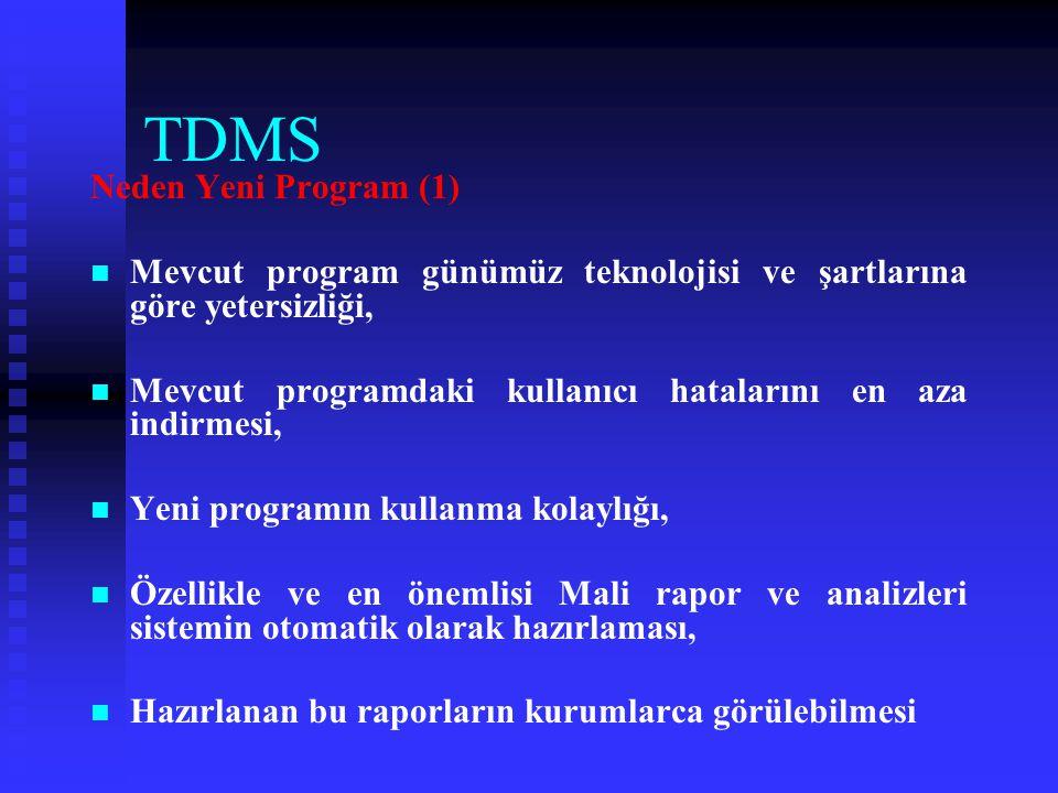 TDMS Neden Yeni Program (1)