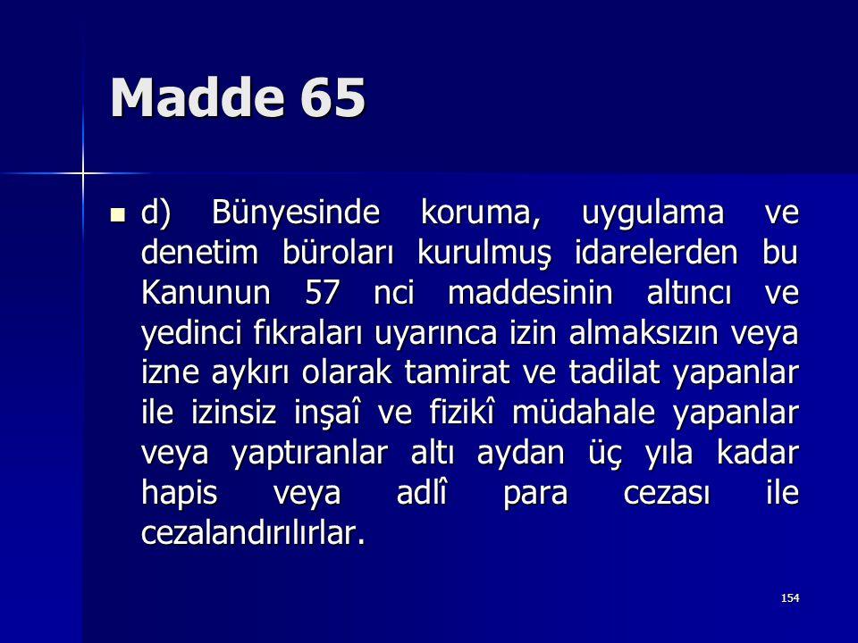 Madde 65
