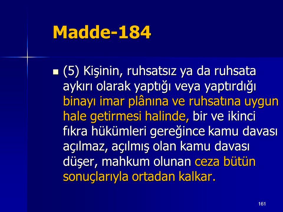 Madde-184