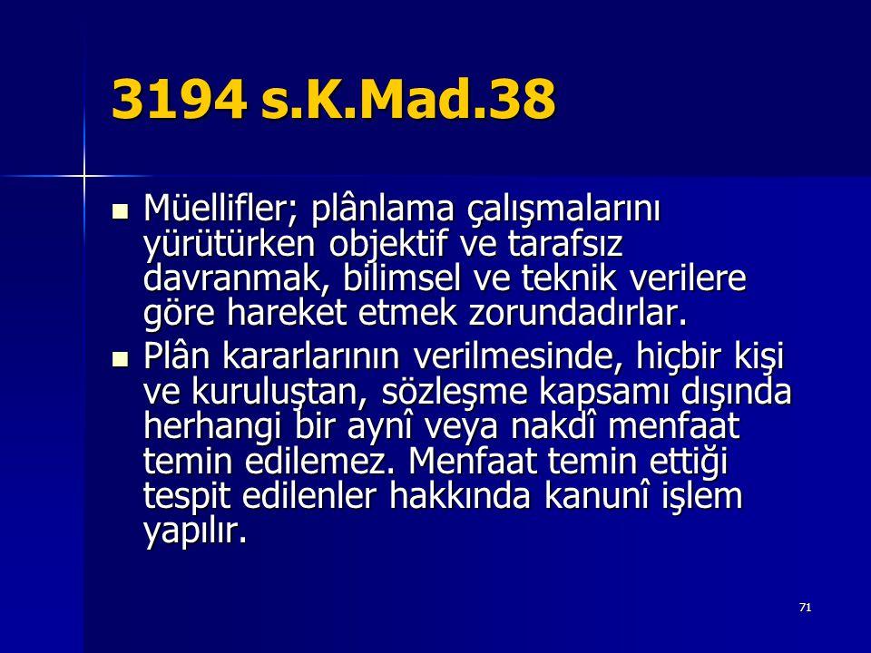 3194 s.K.Mad.38