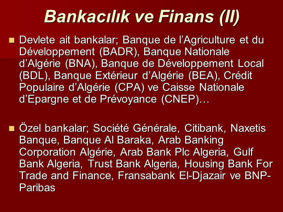 Bankacılık ve Finans (II)