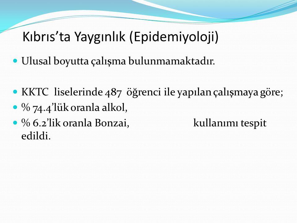 Kıbrıs'ta Yaygınlık (Epidemiyoloji)