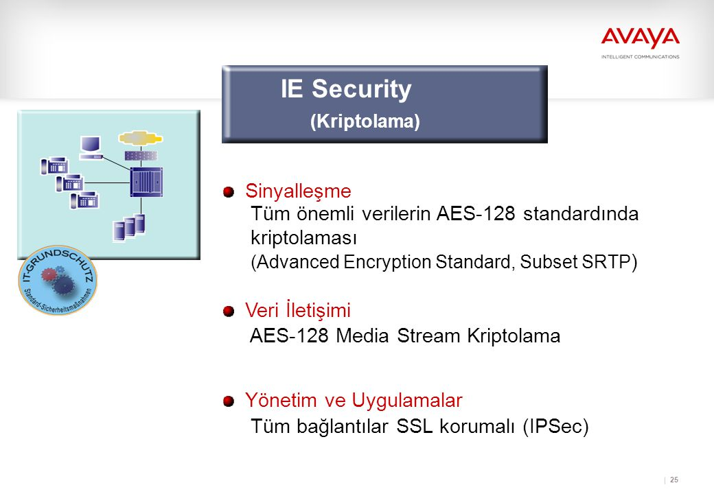 IE Security Sinyalleşme