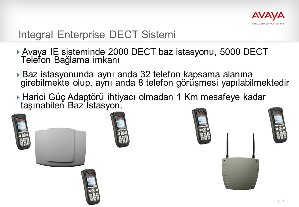 Integral Enterprise DECT Sistemi