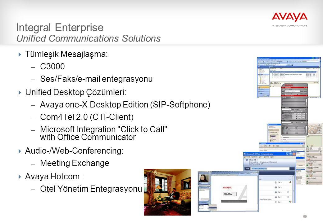 Integral Enterprise Unified Communications Solutions