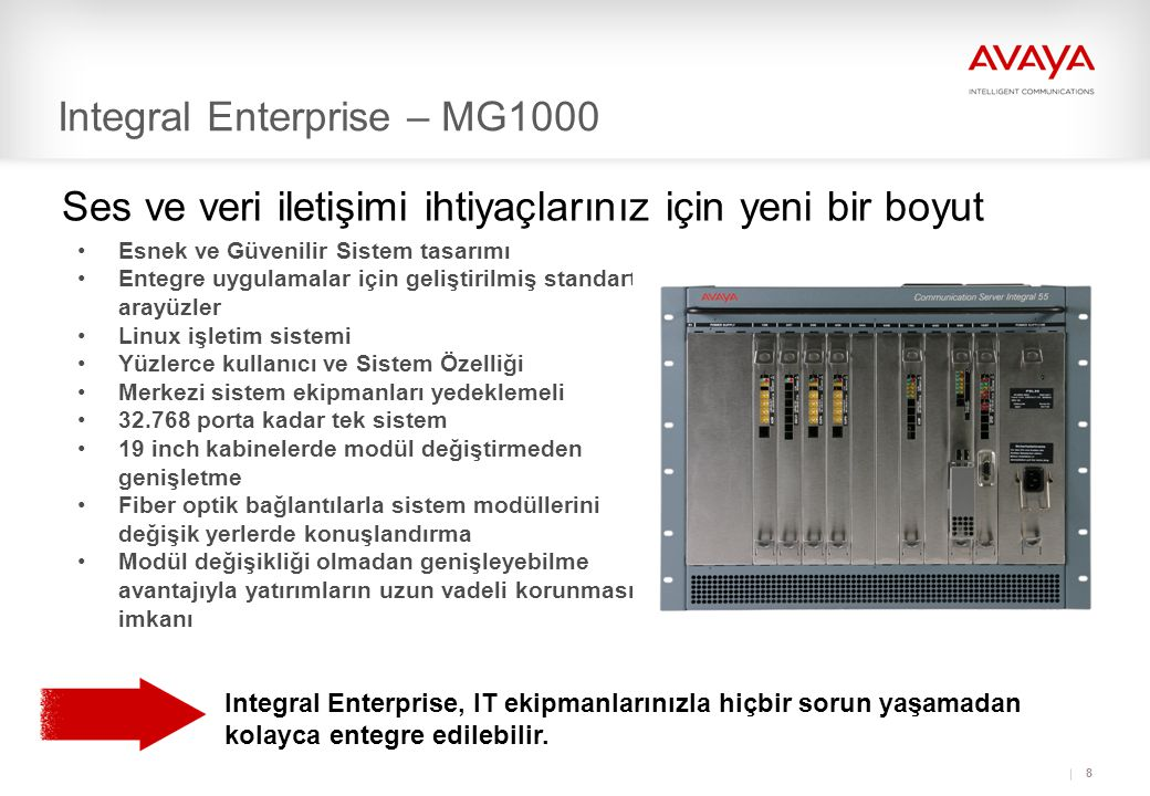 Integral Enterprise – MG1000