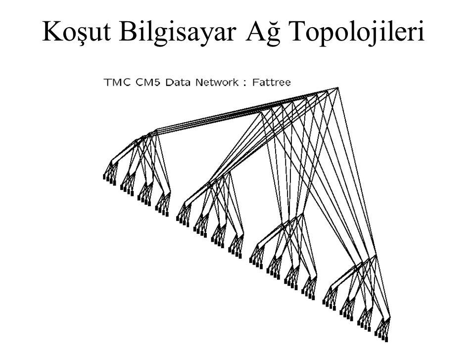 Koşut Bilgisayar Ağ Topolojileri
