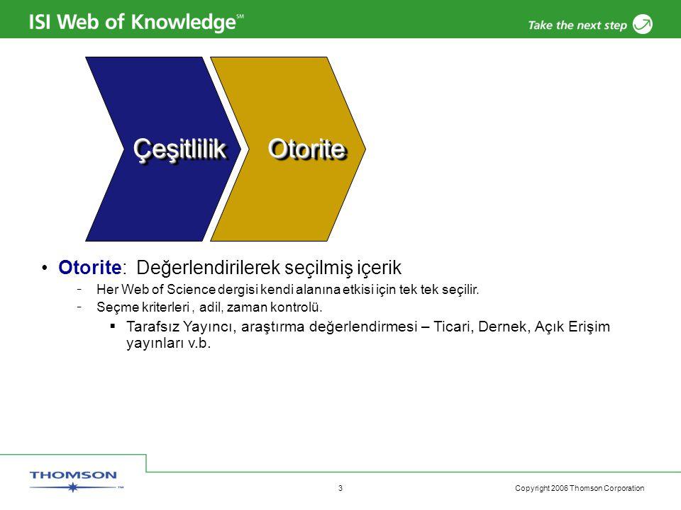 Çeşitlilik Otorite Otorite: Değerlendirilerek seçilmiş içerik