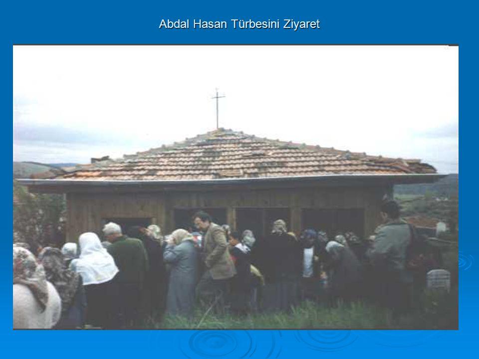 Abdal Hasan Türbesini Ziyaret