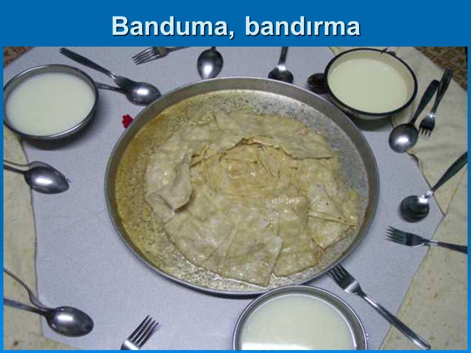 Banduma, bandırma