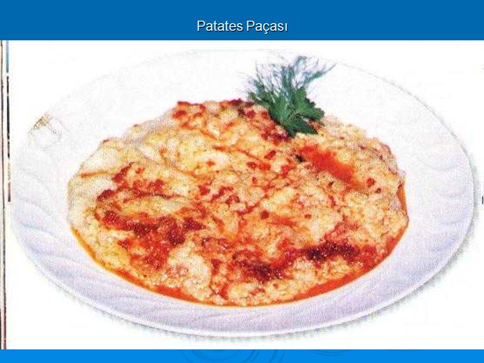 Patates Paçası