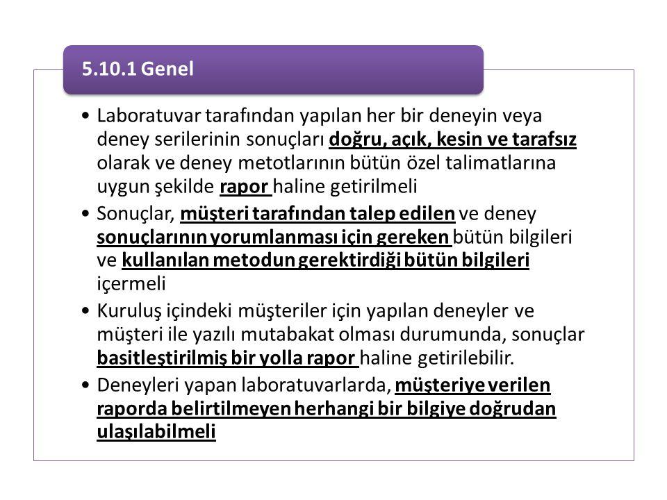 5.10.1 Genel