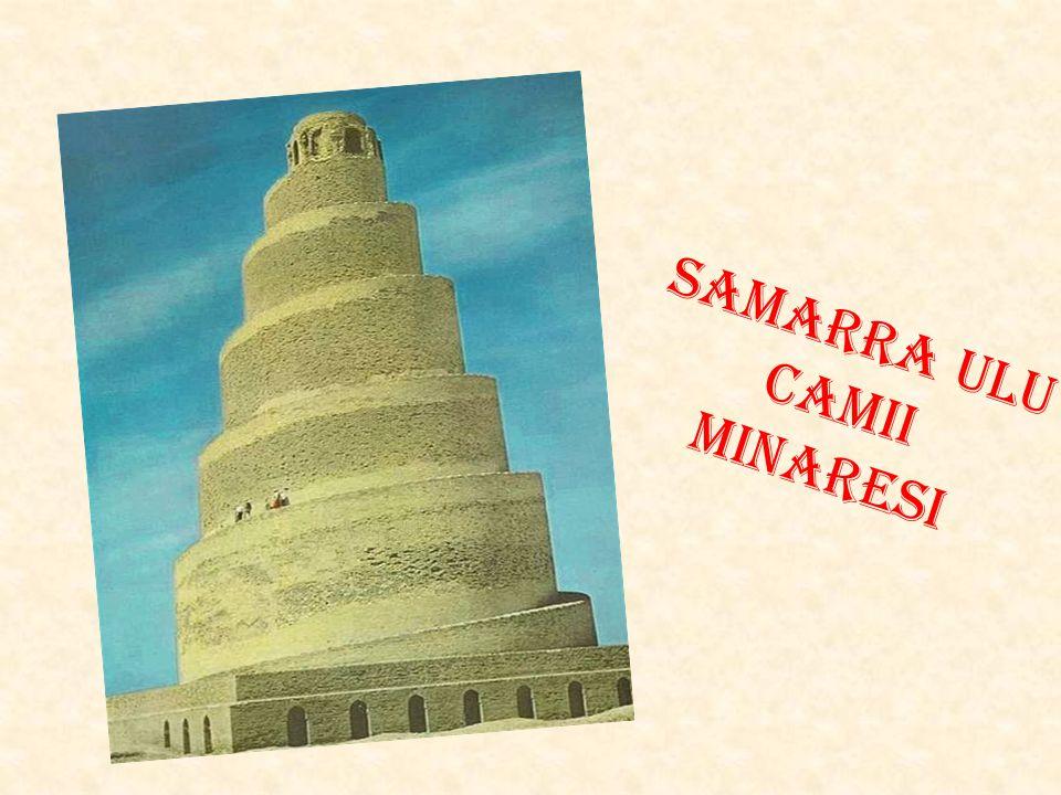 Samarra Ulu Camii Minaresi