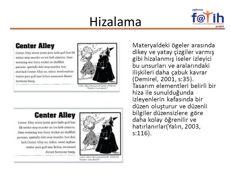 Hizalama