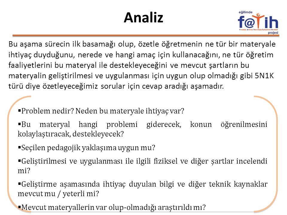 Analiz