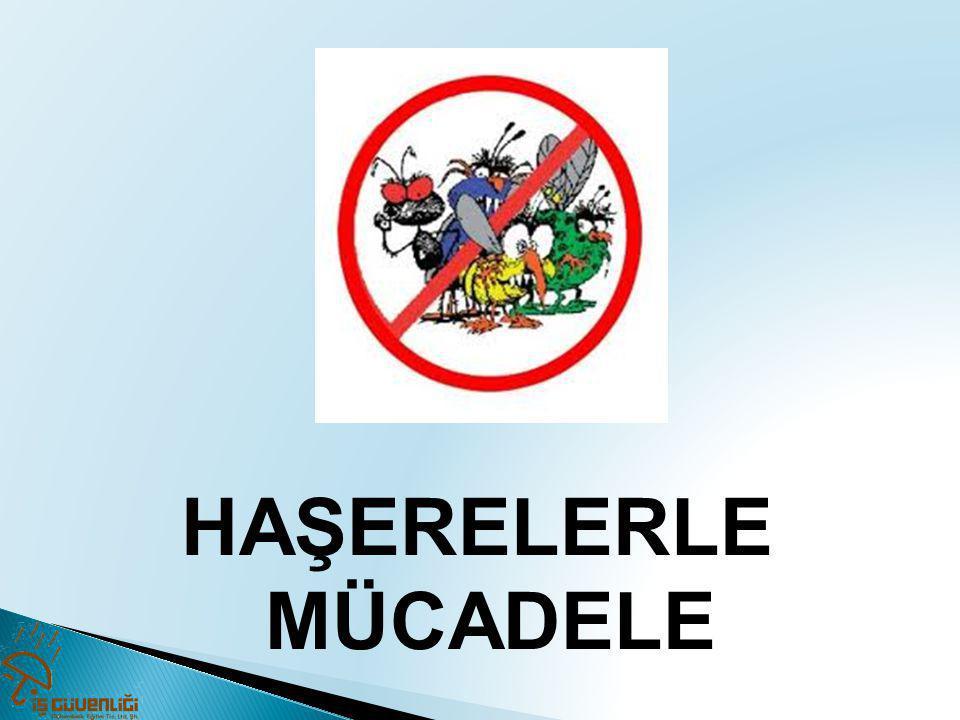 HAŞERELERLE MÜCADELE 88 88