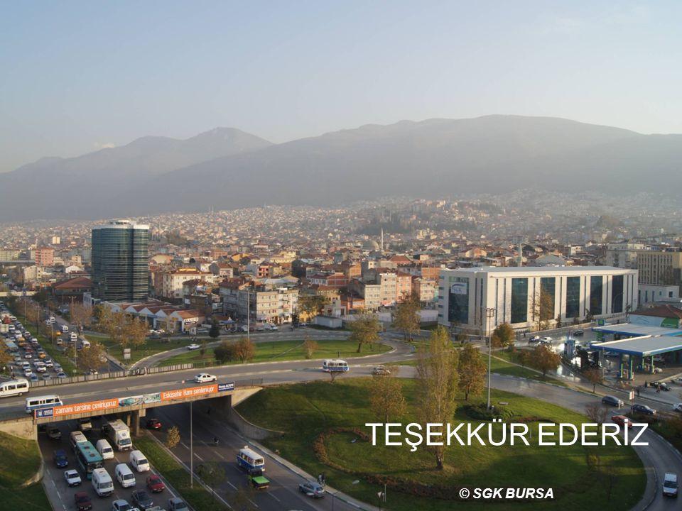 TEŞEKKÜR EDERİZ © SGK BURSA
