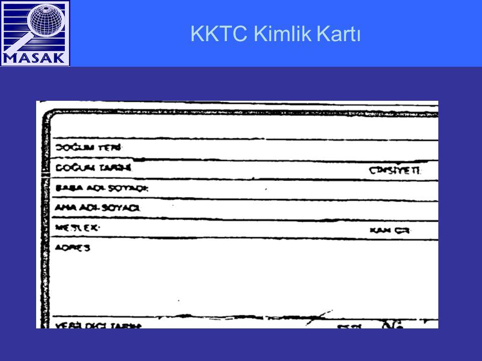 KKTC Kimlik Kartı