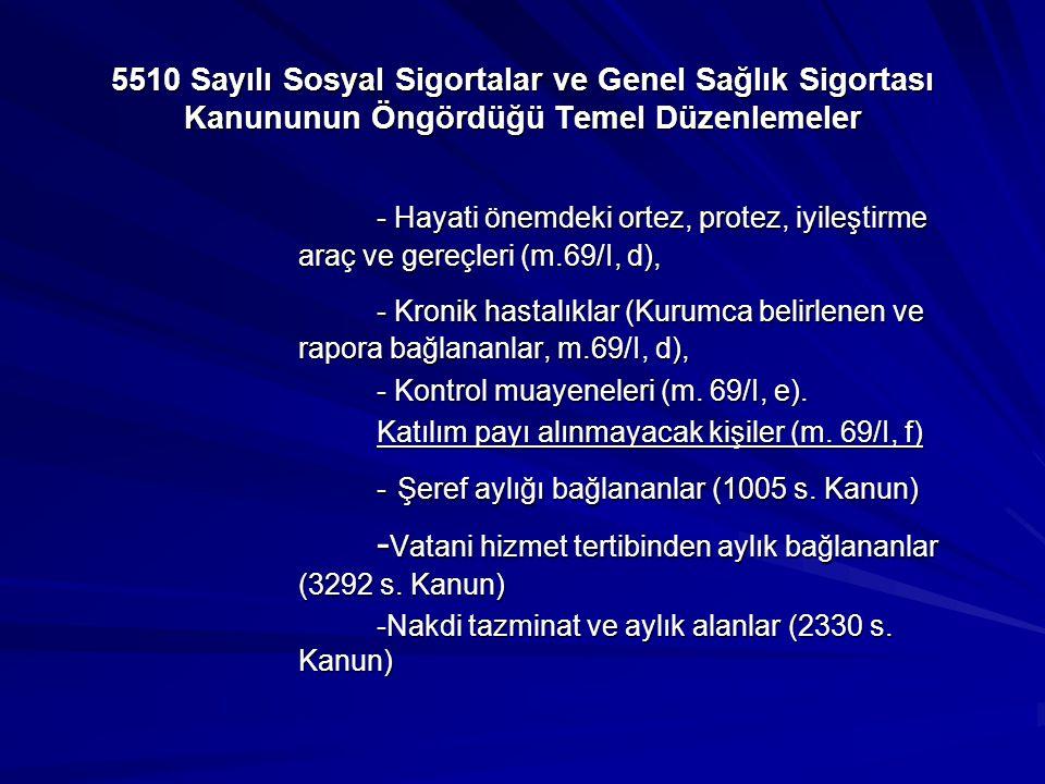 -Vatani hizmet tertibinden aylık bağlananlar (3292 s. Kanun)