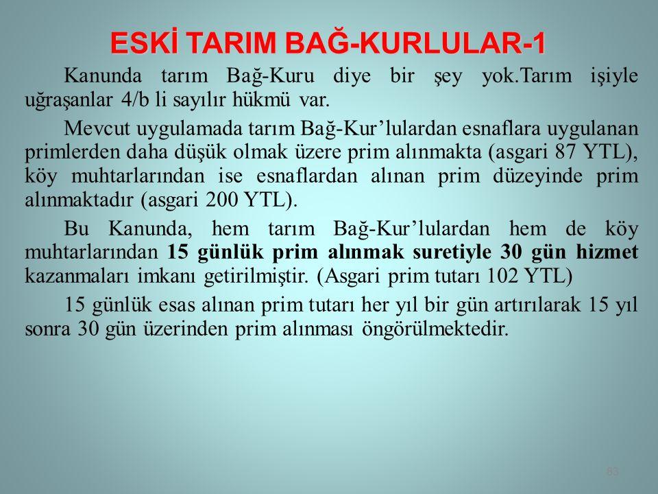 ESKİ TARIM BAĞ-KURLULAR-1