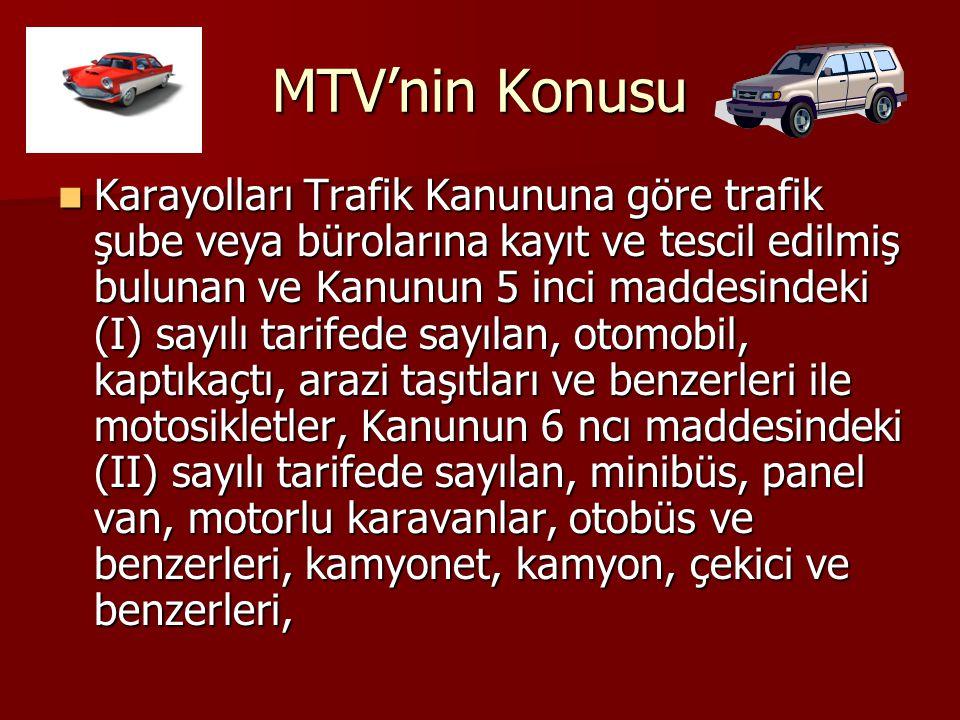 MTV'nin Konusu