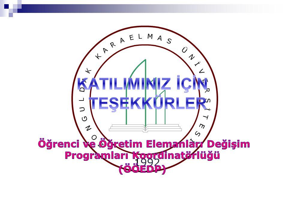 Öğrenci ve Öğretim Elemanları Değişim Programları Koordinatörlüğü