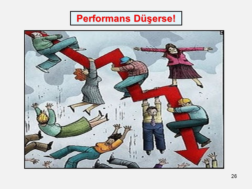 Performans Düşerse!