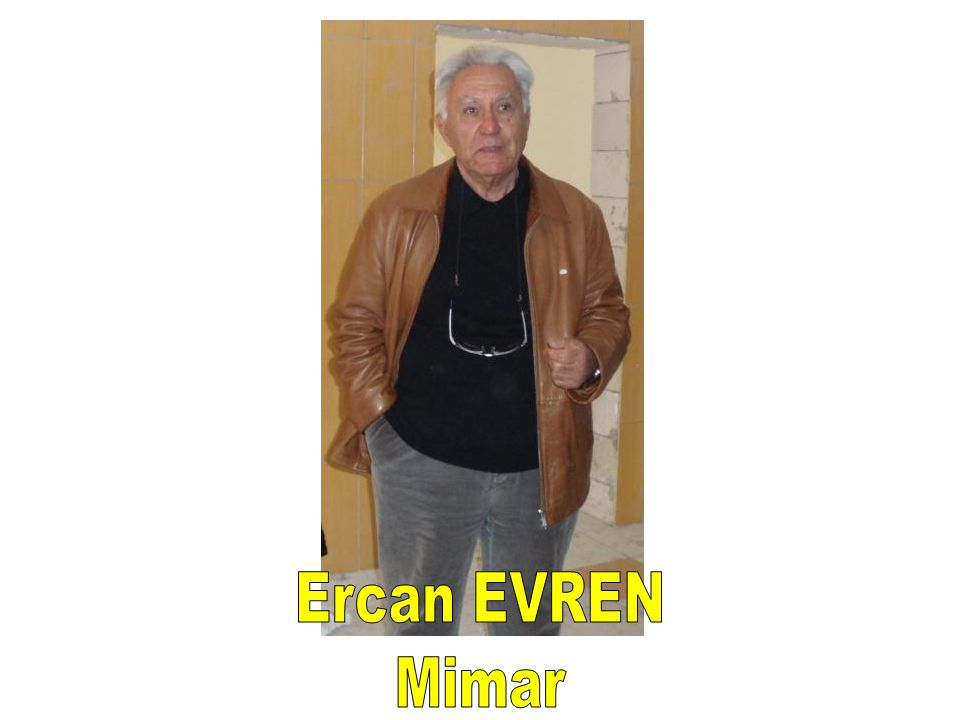 Ercan EVREN Mimar