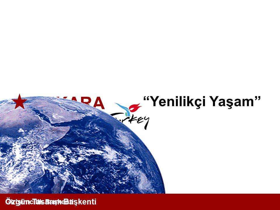 İNOV ASYON A NKARA Yenilikçi Yaşam Özgün Tasarım Başkenti