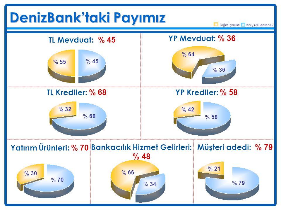 Bankacılık Hizmet Gelirleri: % 48
