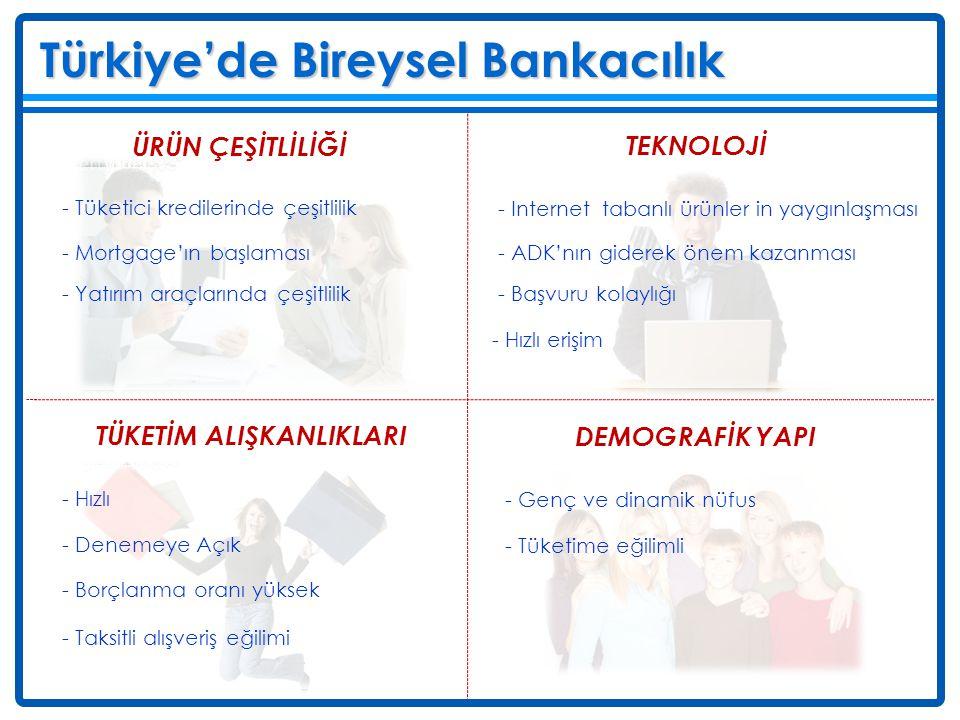 Türkiye'de Bireysel Bankacılık