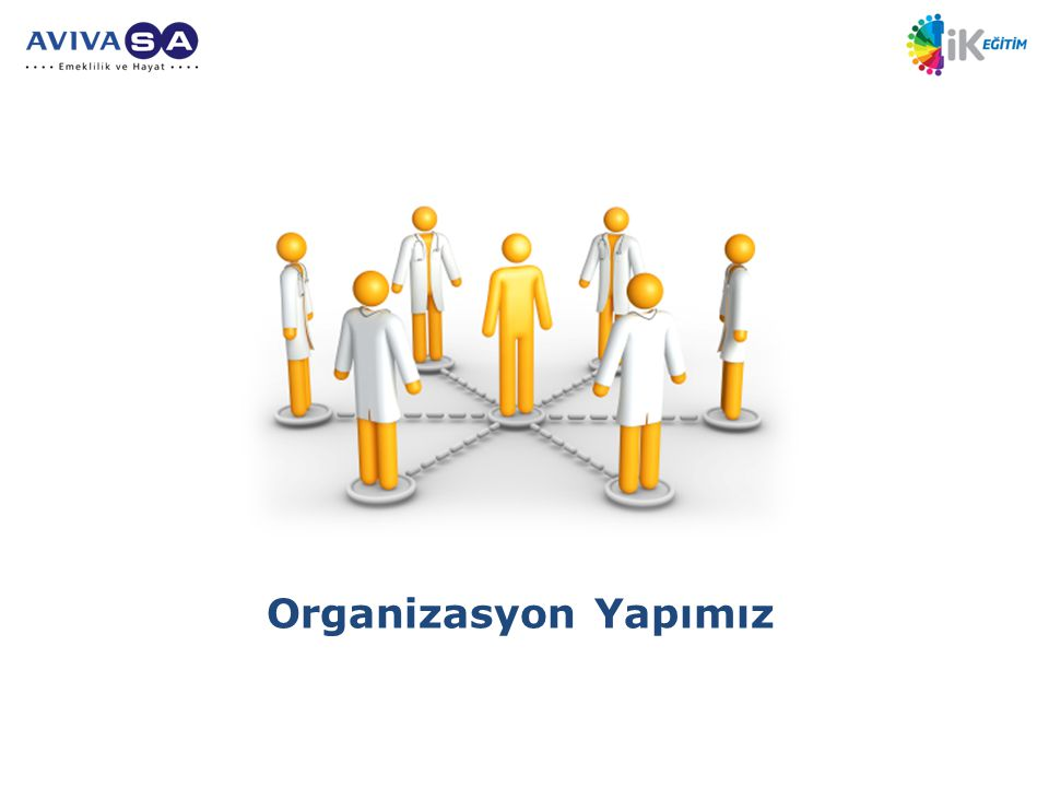 Organizasyon Yapımız