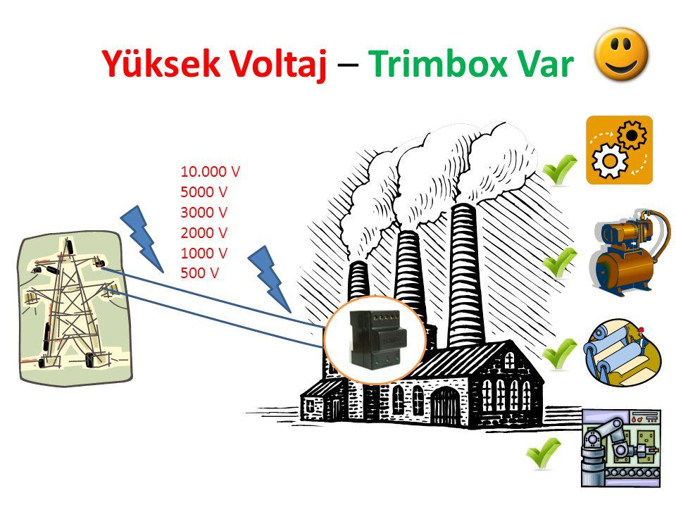 Yüksek Voltaj – Trimbox Var