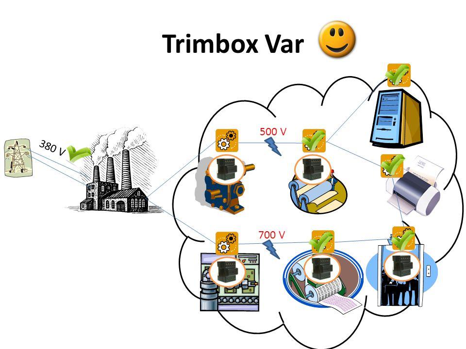 Trimbox Var 500 V 380 V 700 V