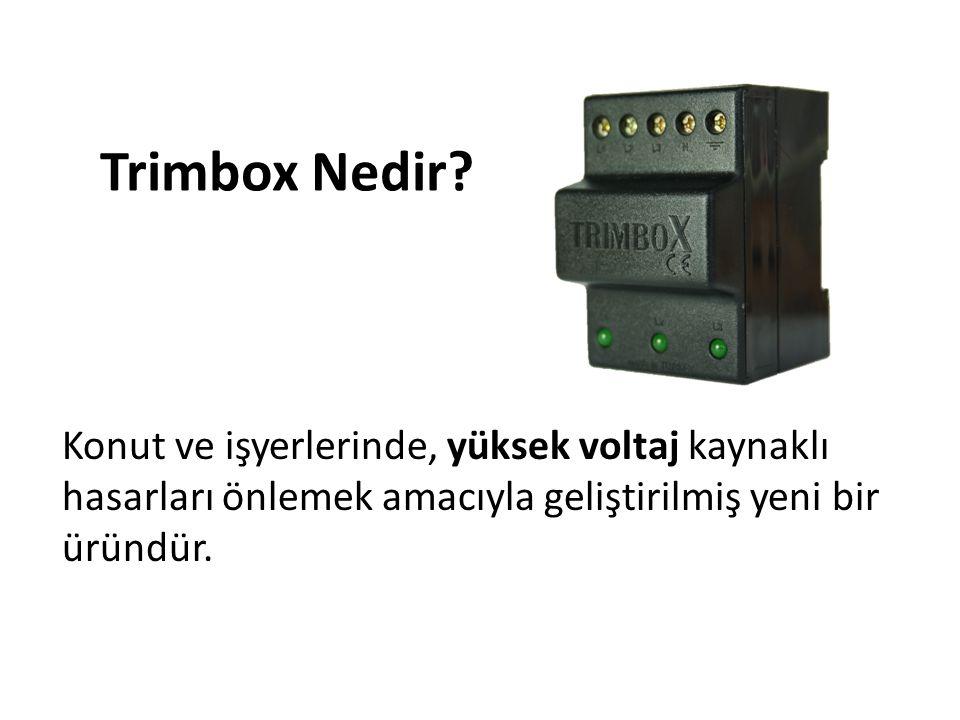 Trimbox Nedir.