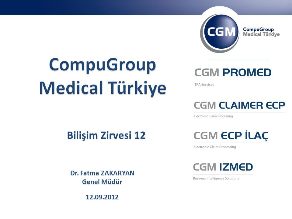 CompuGroup Medical Türkiye