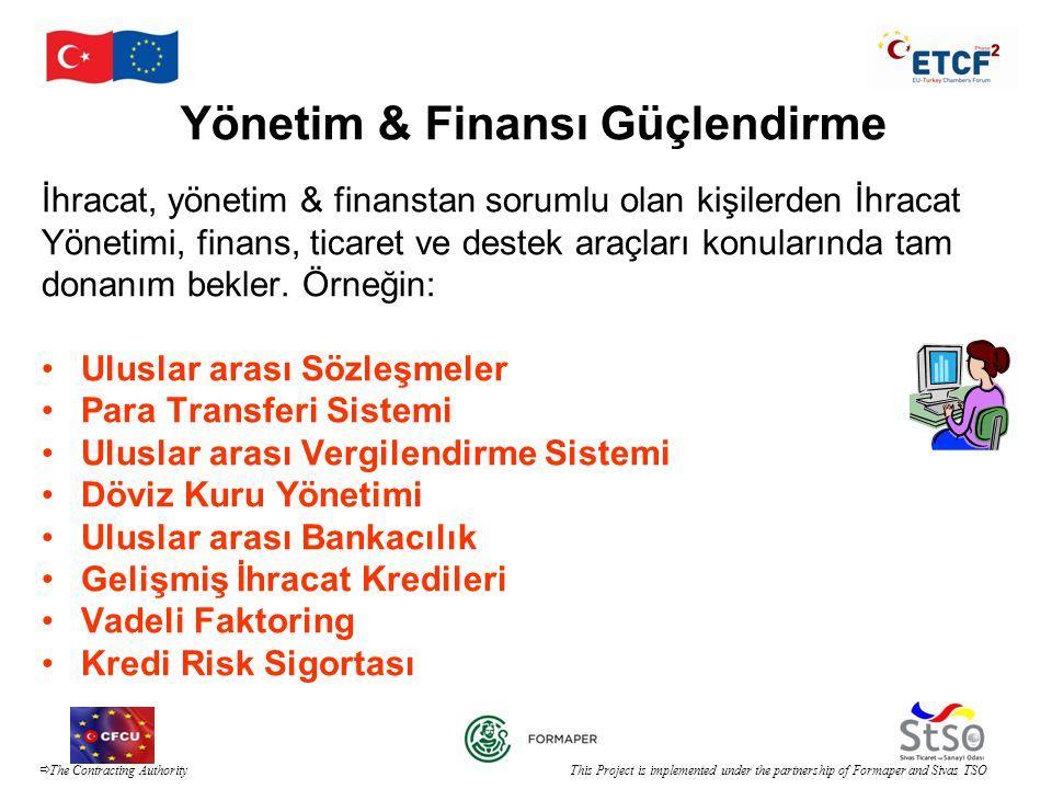 Yönetim & Finansı Güçlendirme