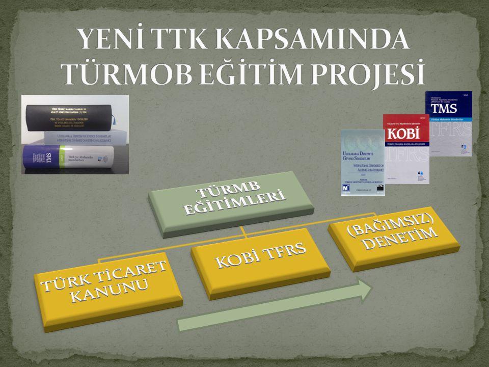 YENİ TTK KAPSAMINDA TÜRMOB EĞİTİM PROJESİ