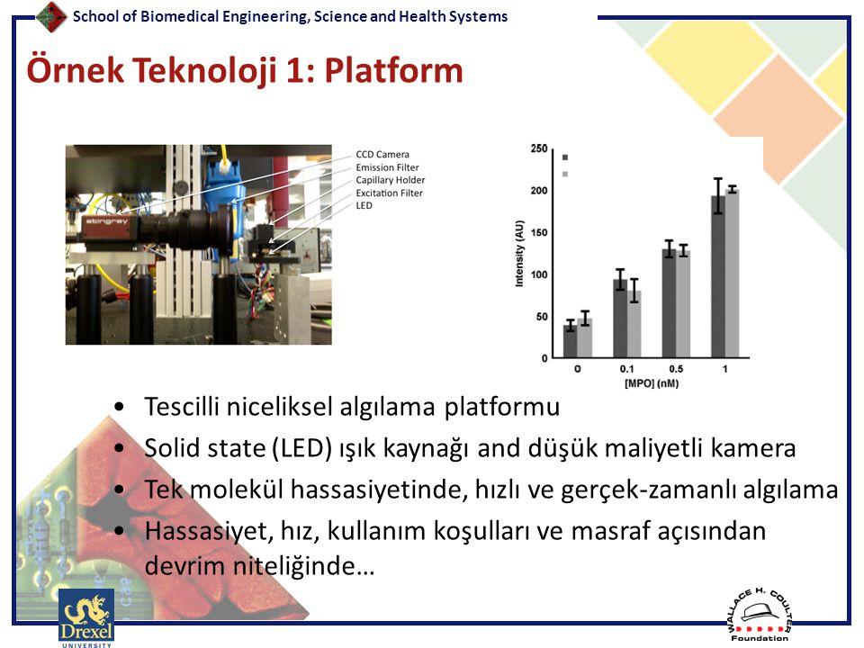 Örnek Teknoloji 1: Platform