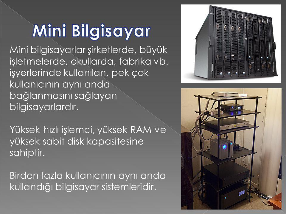 Mini Bilgisayar