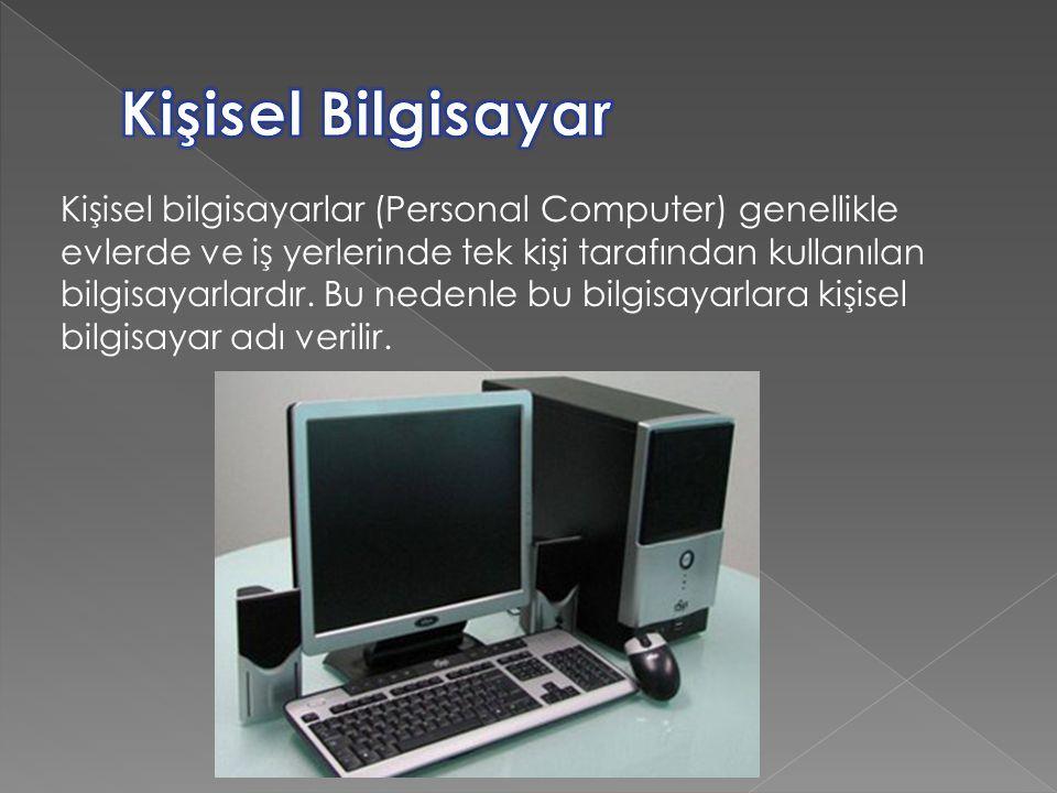 Kişisel Bilgisayar