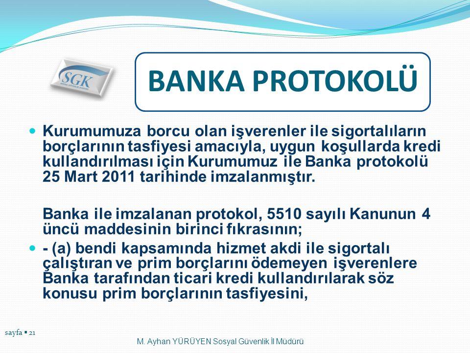 BANKA PROTOKOLÜ