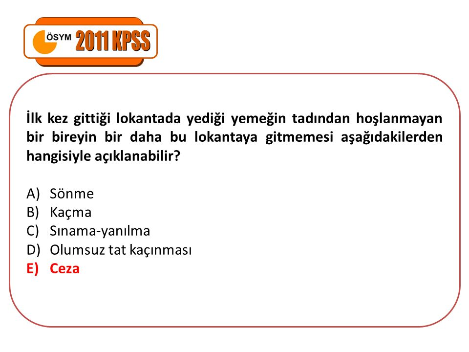 2011 KPSS