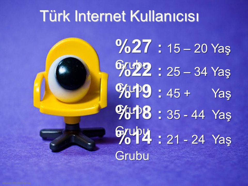 Türk Internet Kullanıcısı