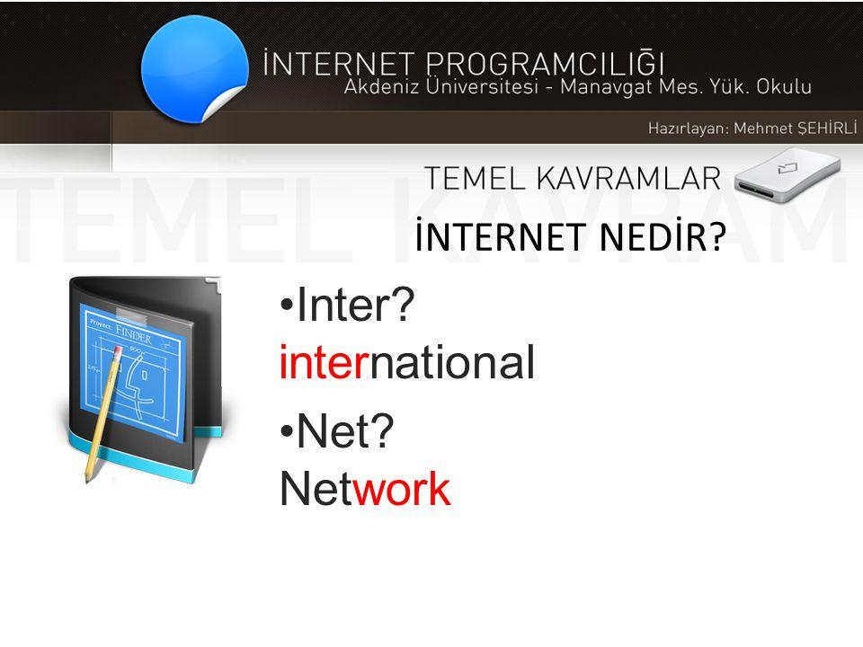 Inter international Net Network