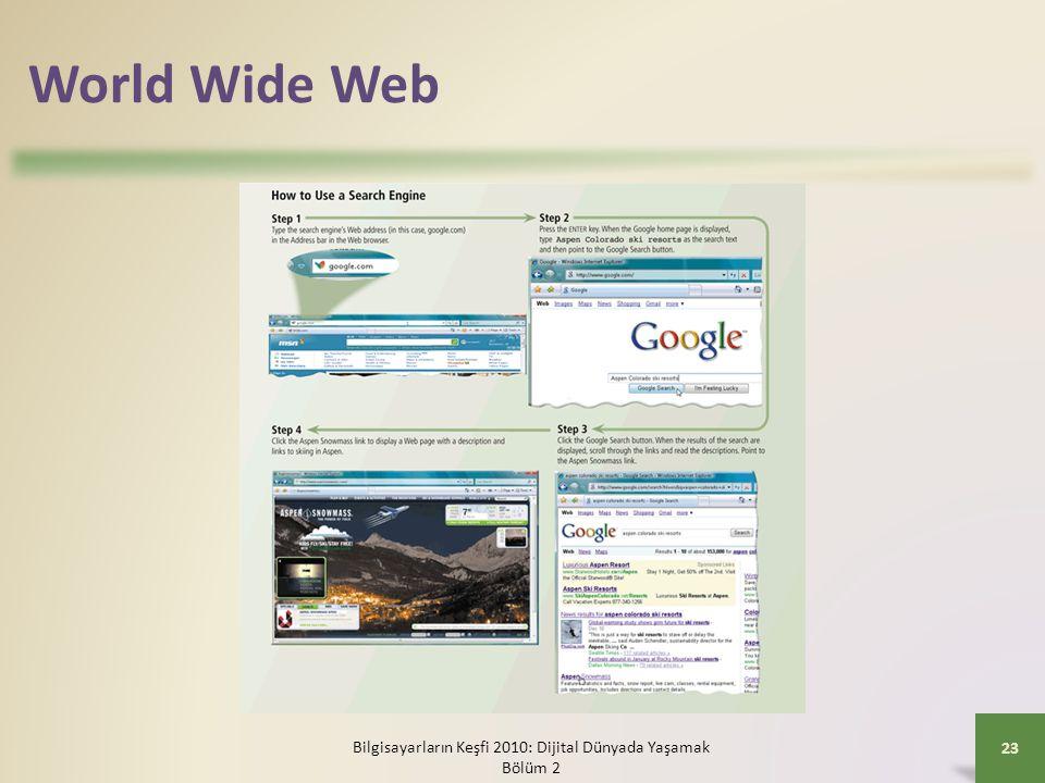 Bilgisayarların Keşfi 2010: Dijital Dünyada Yaşamak