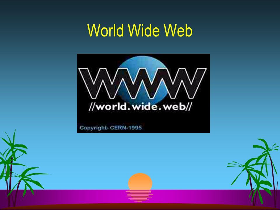 World Wide Web 17 17 18 18 17