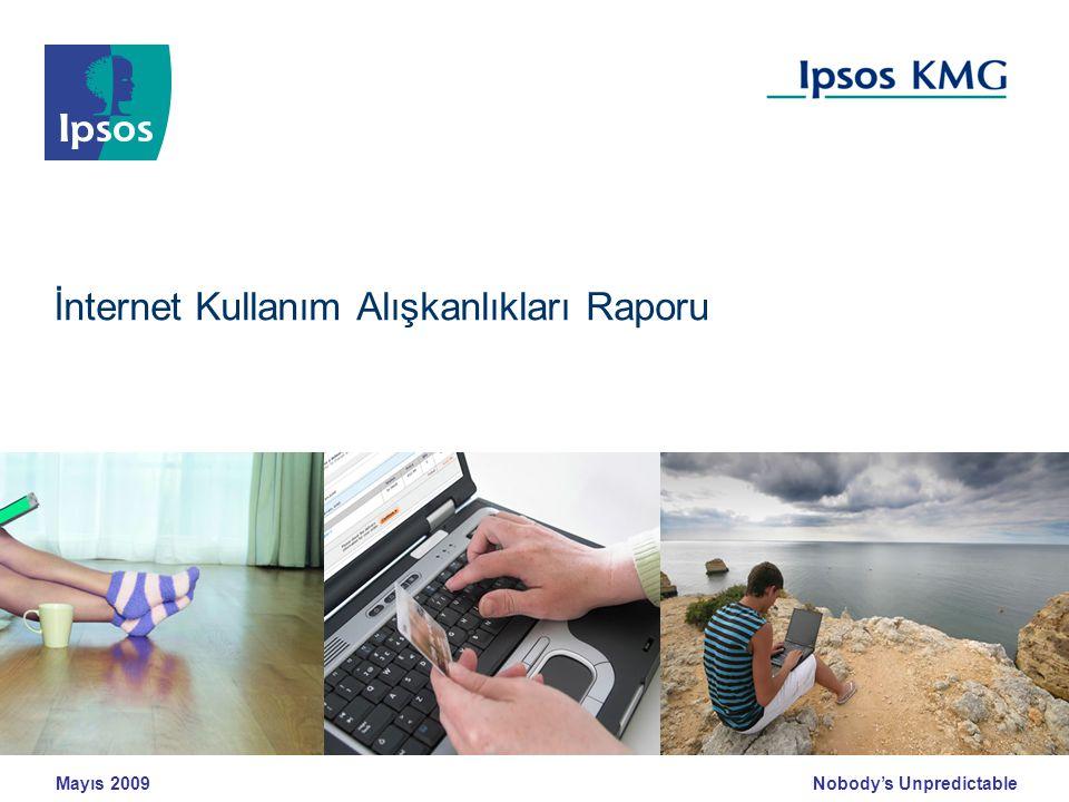 İnternet Kullanım Alışkanlıkları Raporu