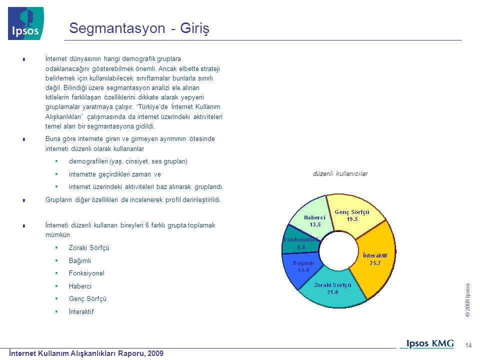 Segmantasyon - Giriş