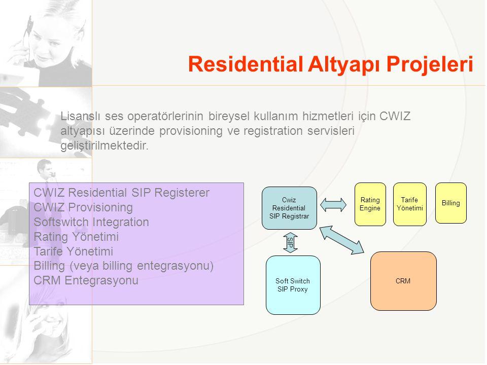 Residential Altyapı Projeleri